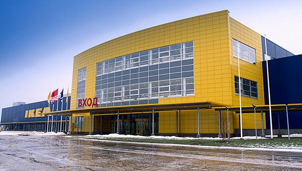 Дольщики микрорайона Ива-1 выступили против IKEA