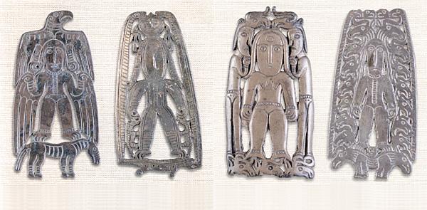 Тимшерские богини