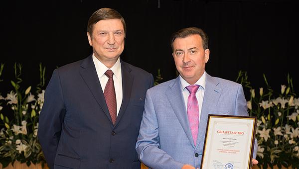 Владимир Некрасов и Александр Лейфрид