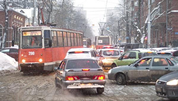Приоритет на улицах Перми