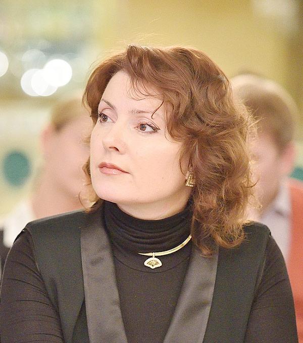 Дарья Эйсфельд может стать сопредседателем пермского штаба ОНФ