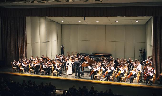 Молодёжный симфонический оркестр Республики Татарстан