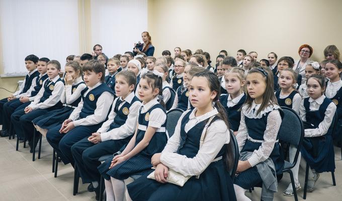 Ученики школы 2
