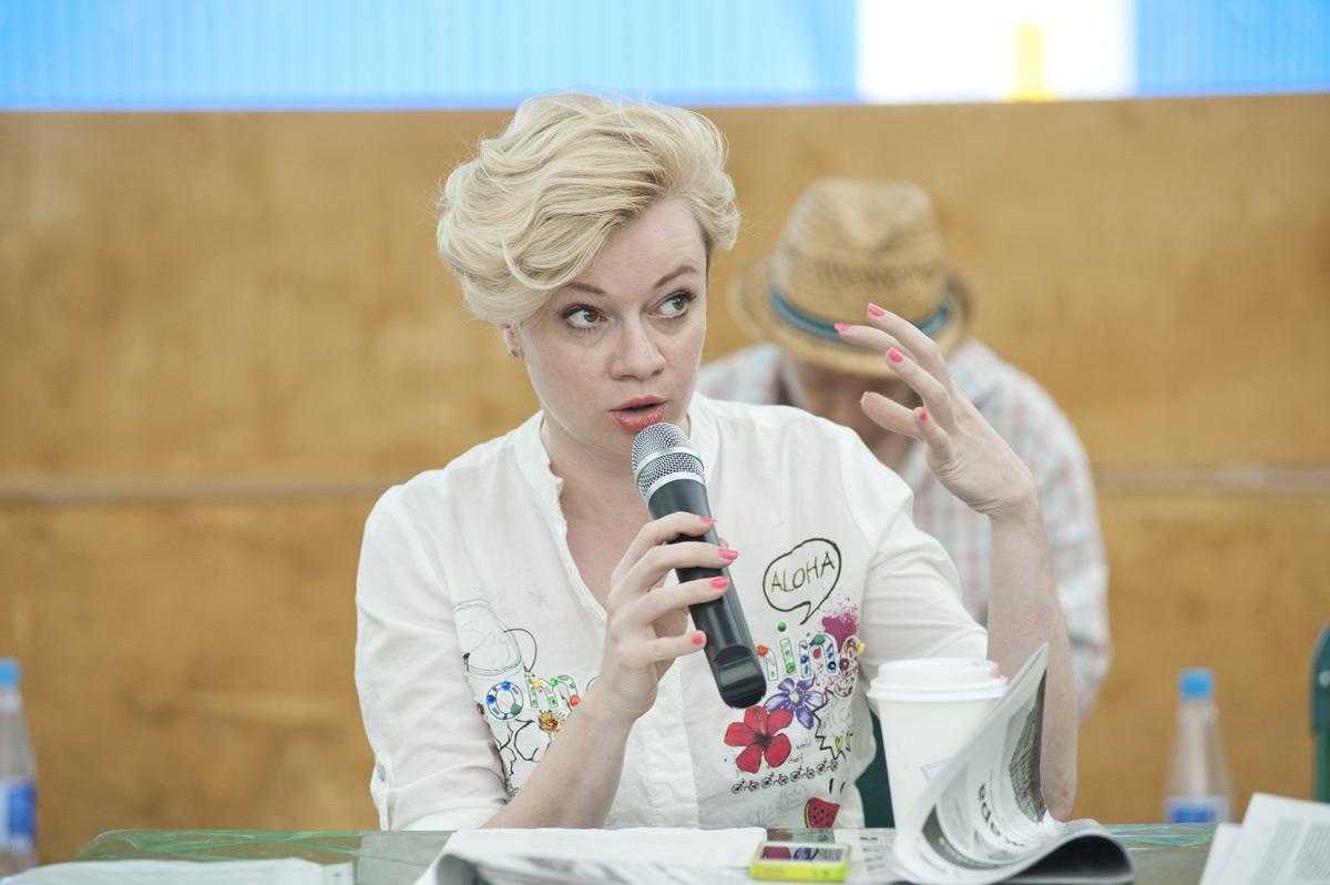 Ирина Шафранская