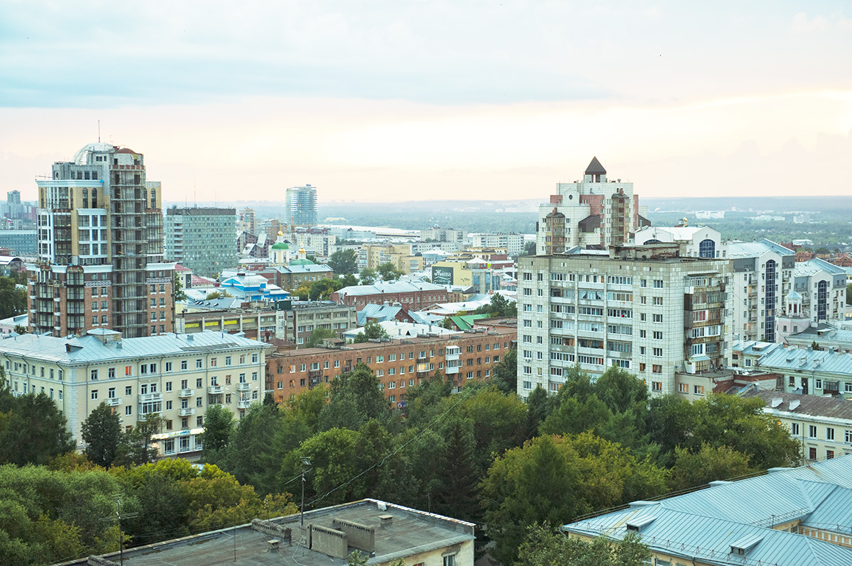 Краснодар иТюмень возглавили рейтинг самых многообещающих крупных городов
