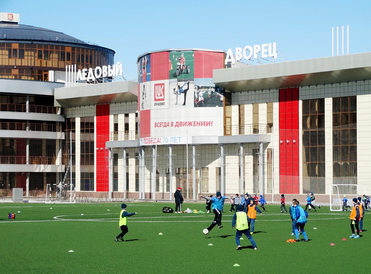 сухарева спортивный комплекс официальный сайт пермь цены
