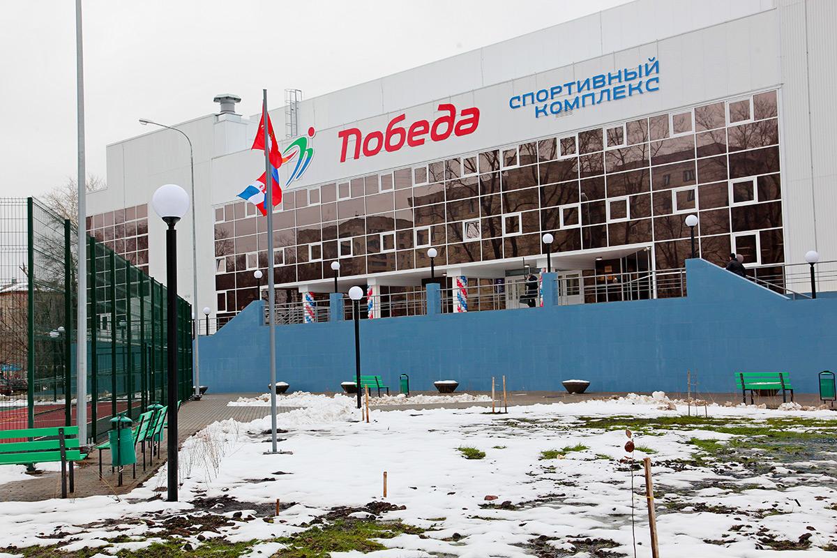 Картинки по запросу ФОК «Победа», Пермь