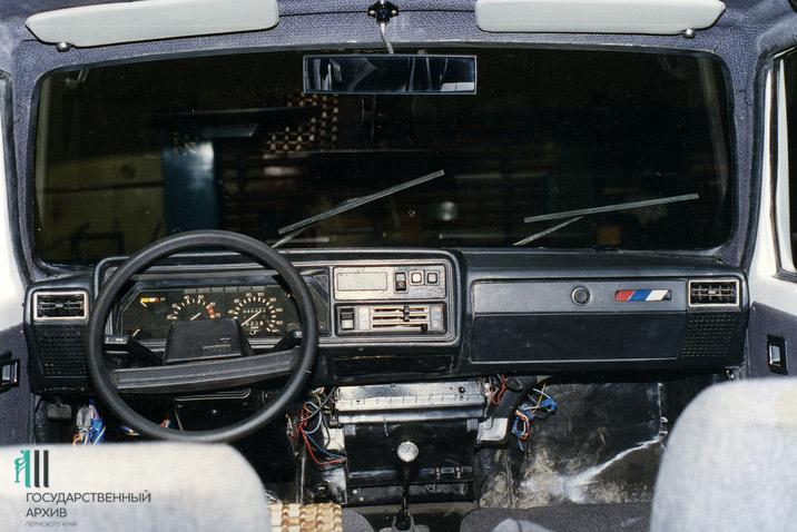 Пермский автомобиль