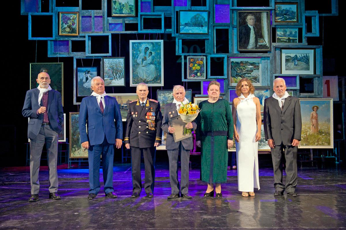 Лауреаты Строгановской премии 2016