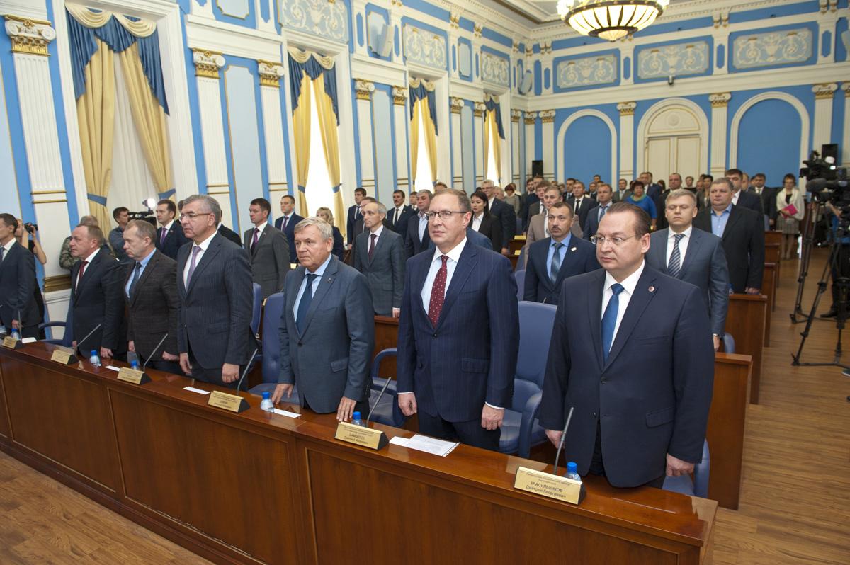 ВПермской гордуме утверждены председатели изампреды комитетов