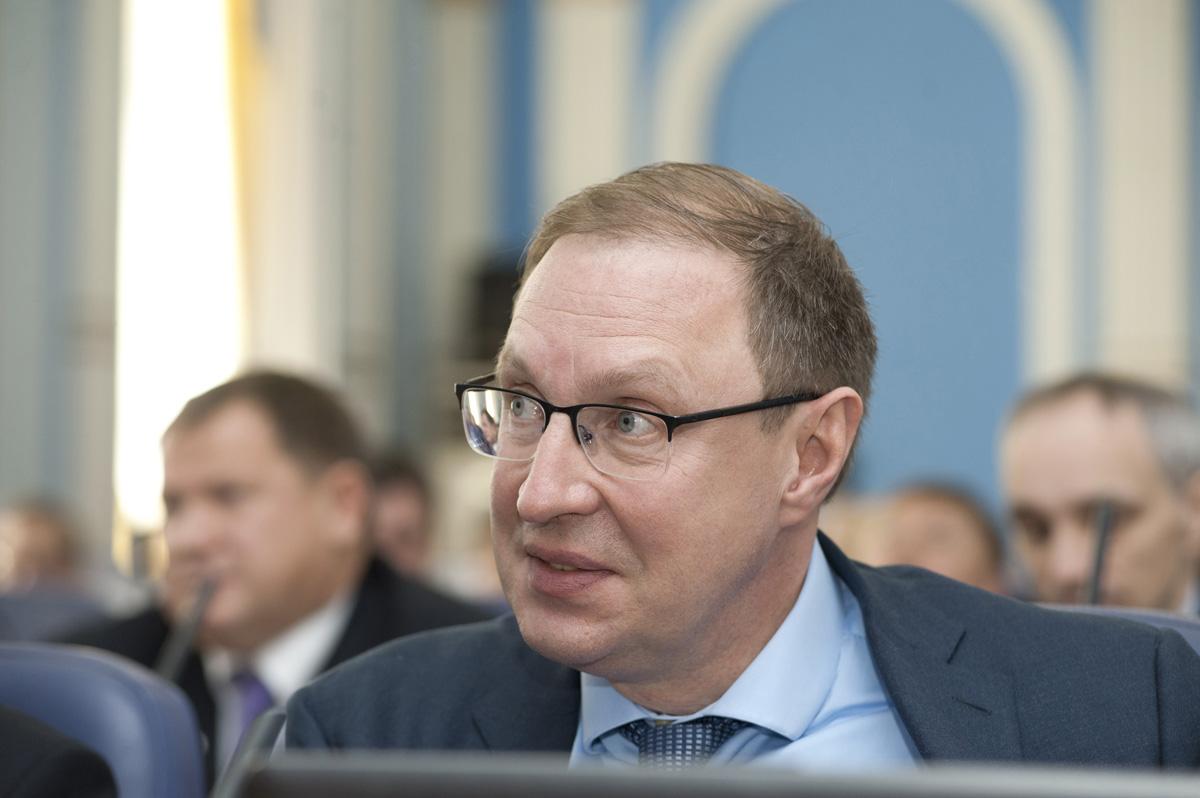 Дмитрий Самойлов заявился наконкурс поизбранию главы города Перми