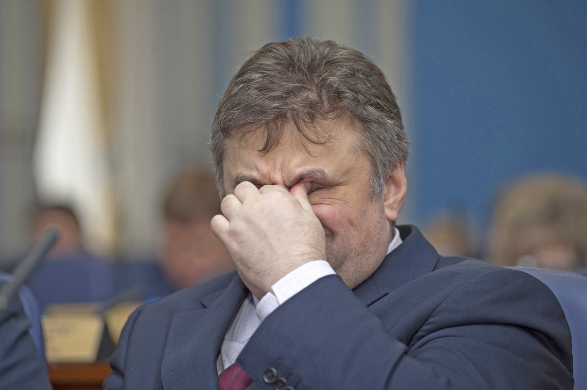 1-ый вице-мэр Перми Андрей Шагап ушел вотставку