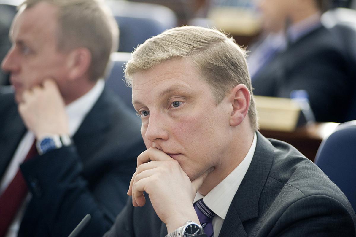Виктор Агеев покинет пост министра финансового развития Пермского края