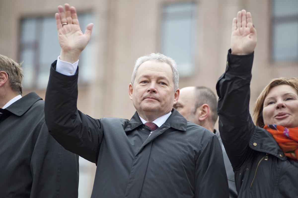 Путин отправит вотставку губернатора Пермского края