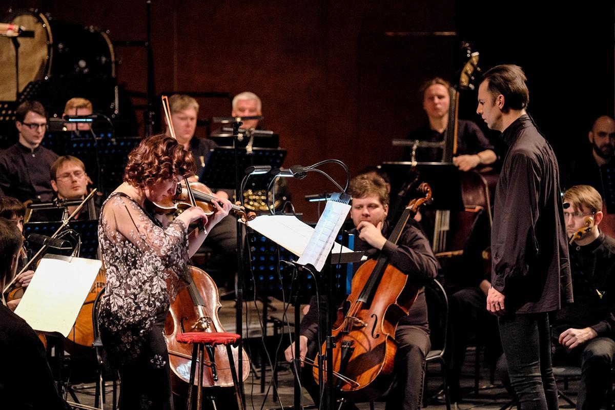 MusicAeterna иТеодор Курентзис исполнят Седьмую симфонию Шостаковича в 6-ти русских городах