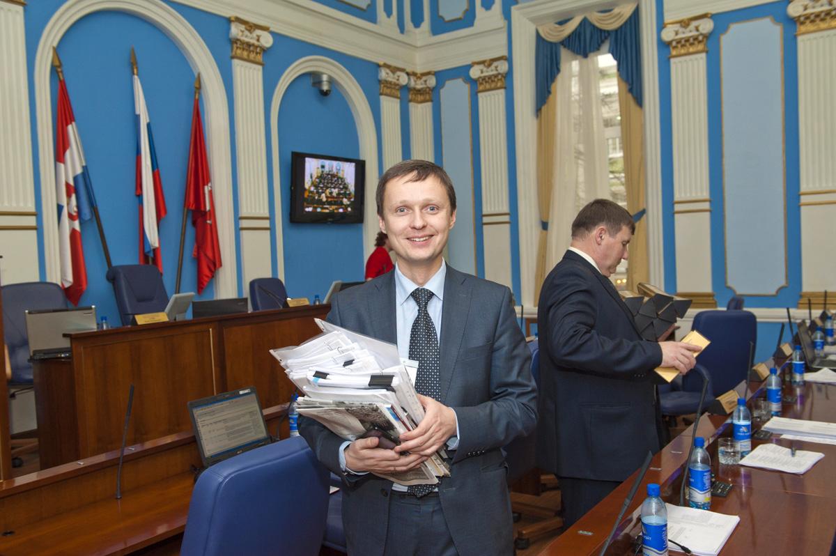 Решетников подобрал министров ЖКХ изакупок