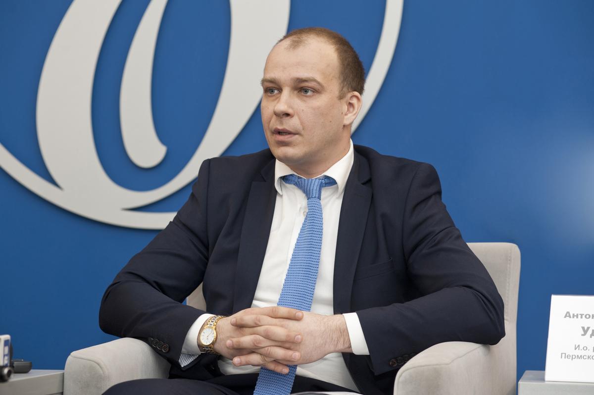 Руководитель прикамского УФАС назначен зампредом краевого руководства