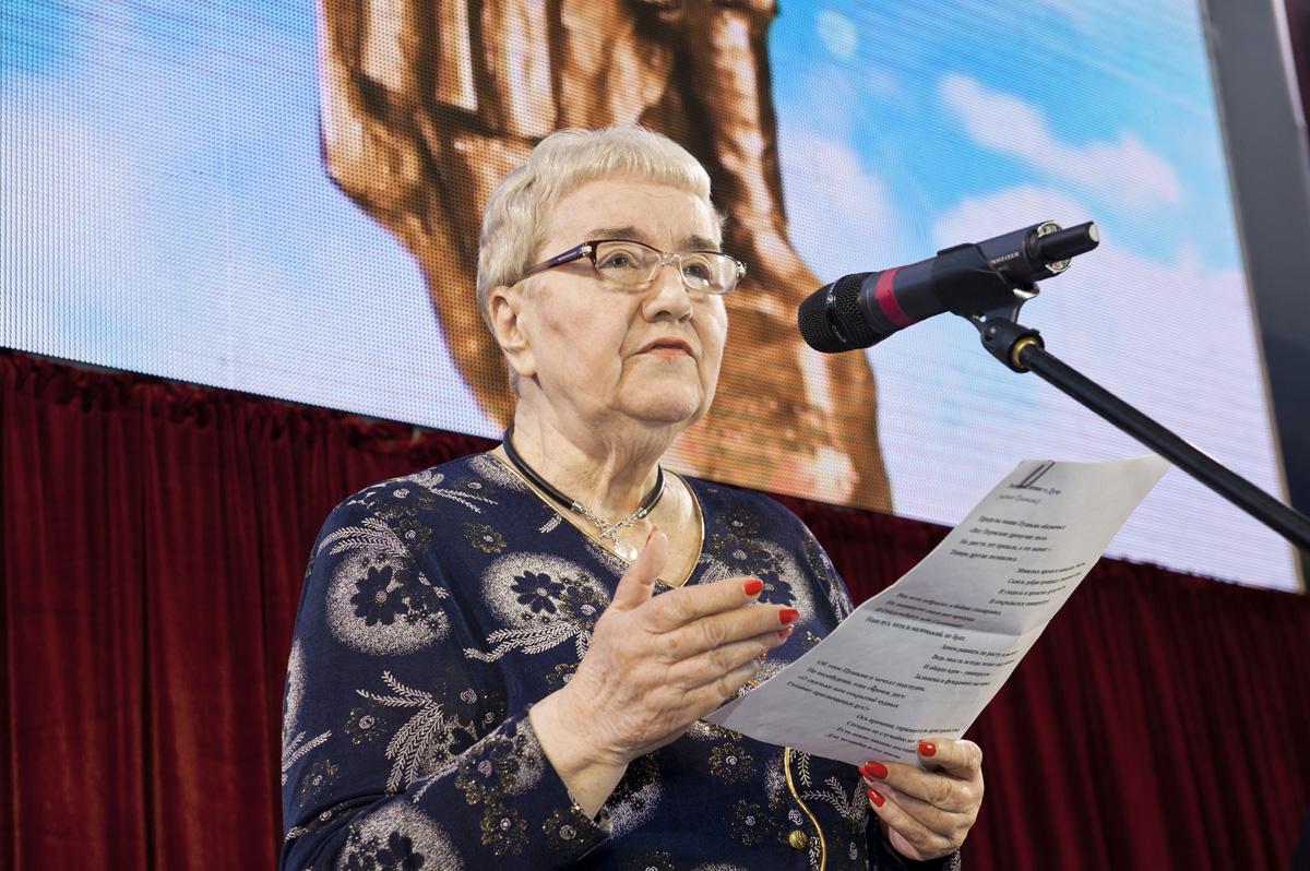 Нина Васильева и её стихи
