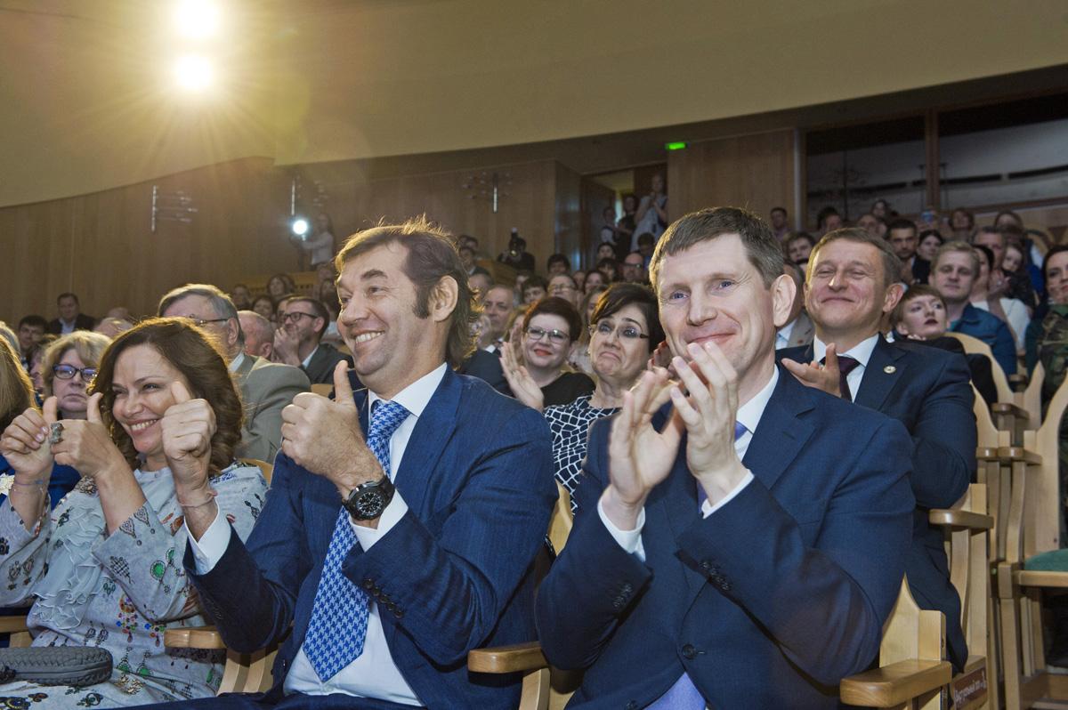 Андрей Кузяев и Максим Решетников