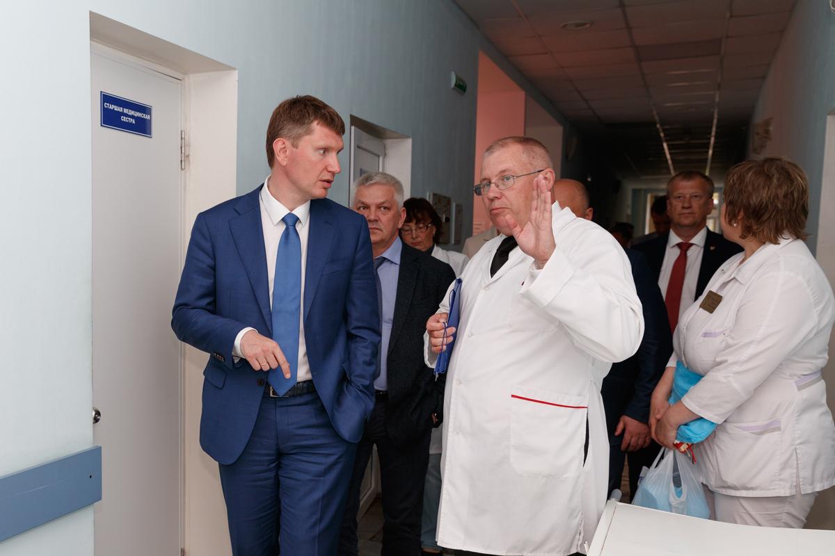 Расписание врачей городской больницы 5 во владимире