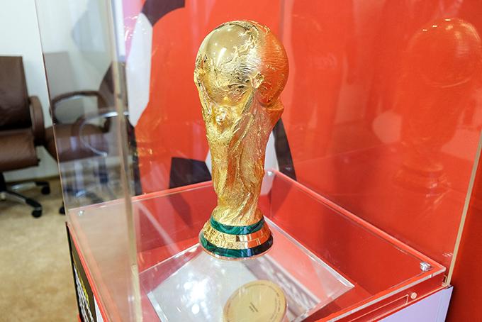 ВПензу привезут кубок Чемпионата мира пофутболу