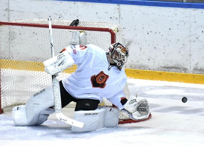 Хоккейная команда «Молот-Прикамье» одержала победу вигре скомандой «Химик»