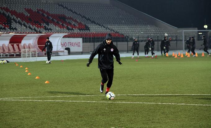Президент «Амкара» иминистр спорта Прикамья обсудили финансирование клуба