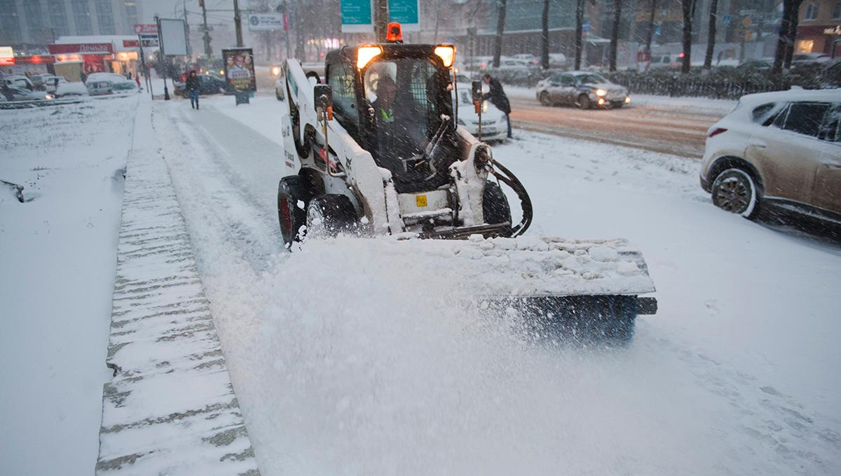 Ссамого начала января вПерми проверят качество уборки снега