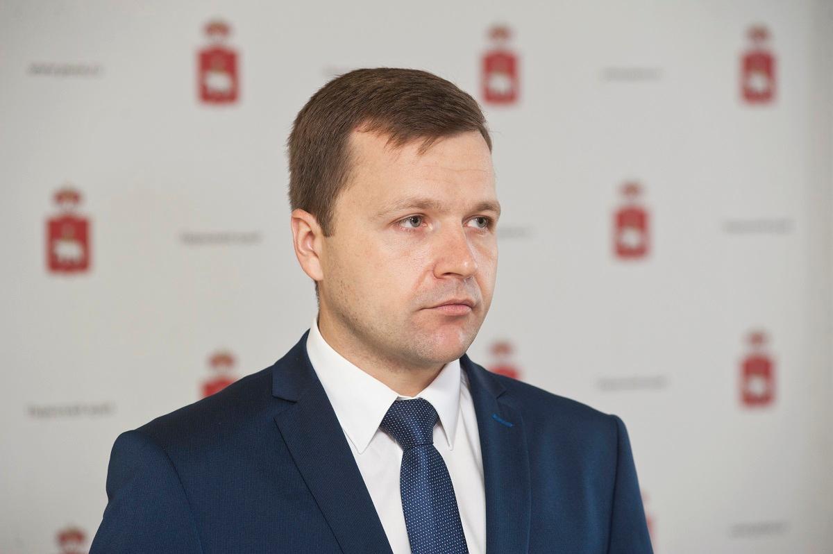 Министр связи Пермского края подал вотставку
