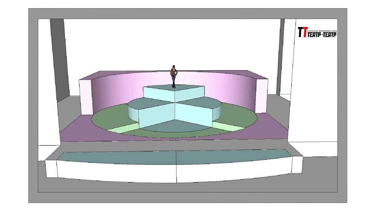 ВПерми закрывают нареконструкцию Театр-Театр