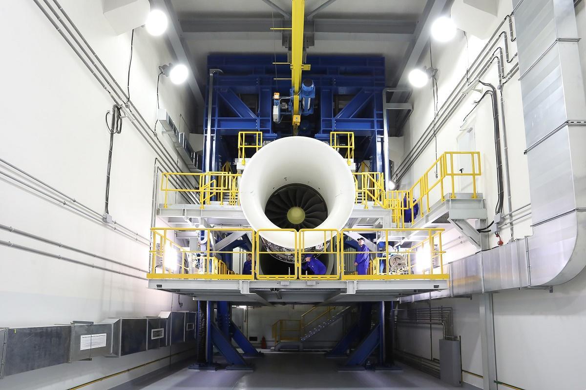 Тестирования первого серийного мотора ПД-14 пройдут вПерми летом