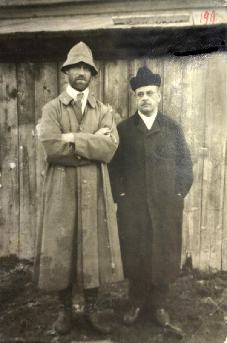 Михаил и Знамеровский