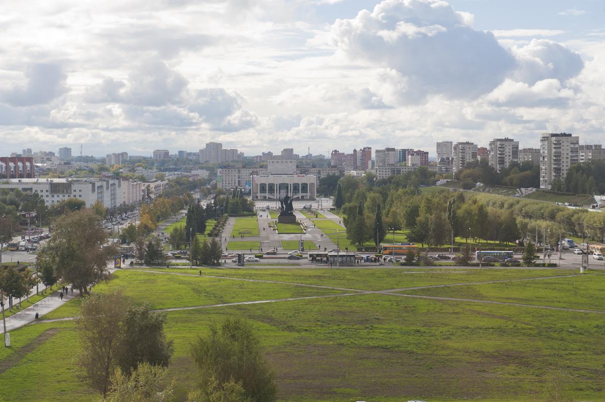 ВПерми градсовет поддержал проект развития Эспланады