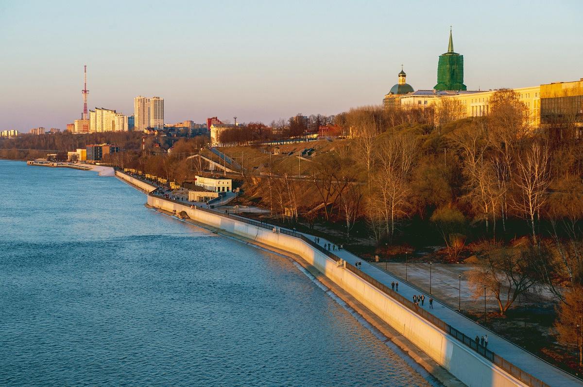 Ремонт Коммунального моста должны закончить доначала учебного года