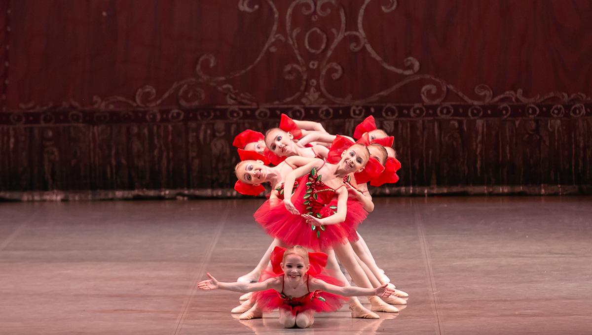 Фуэте танец марионеток