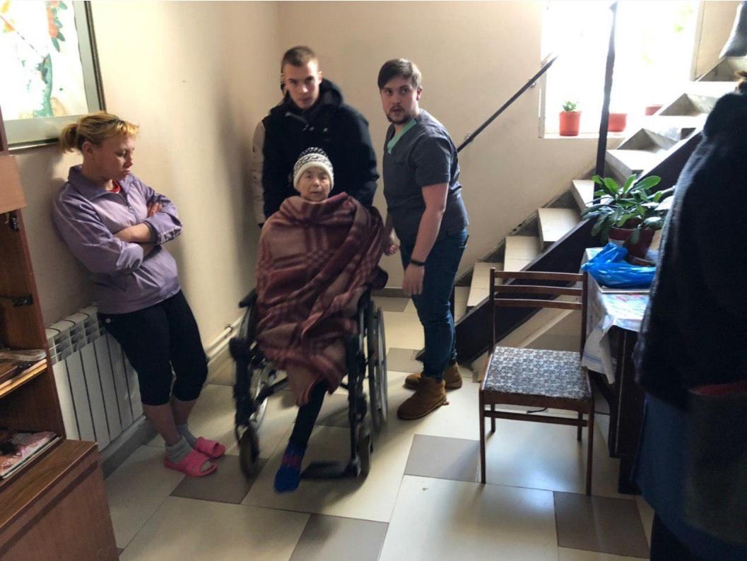 За жилье в дом престарелых выступление младших школьников в доме престарелых сценарий