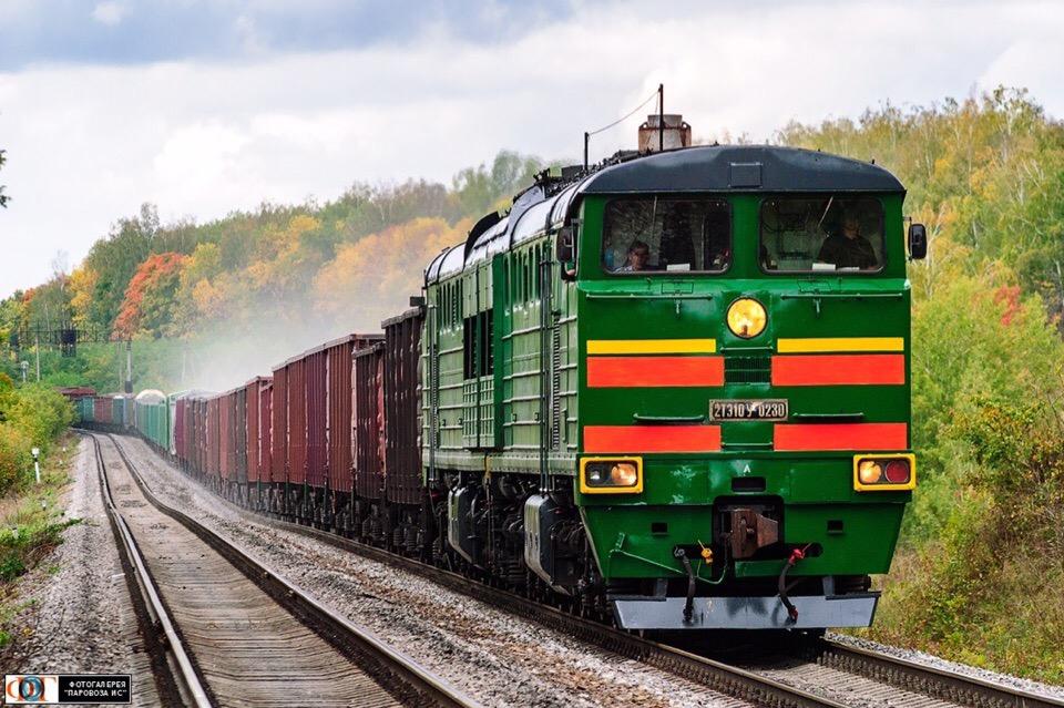 фото товарный поезд суше они