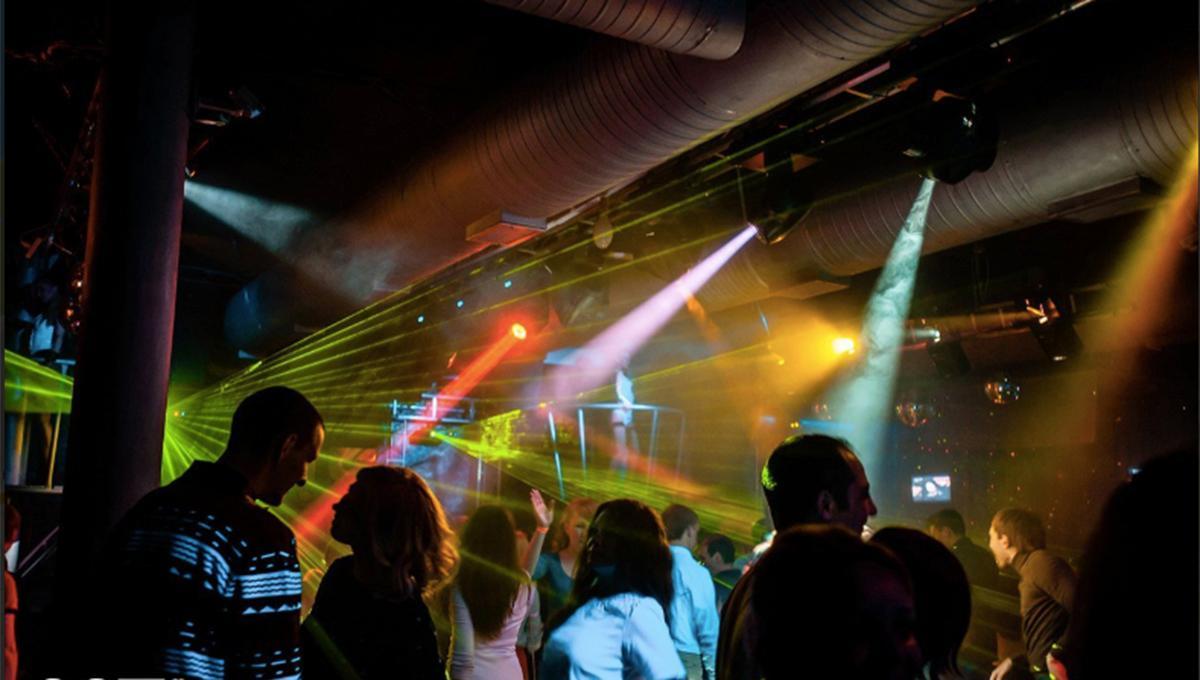 Ночных клубов дискотек и иных аналогичных объектов ночные клуб каир