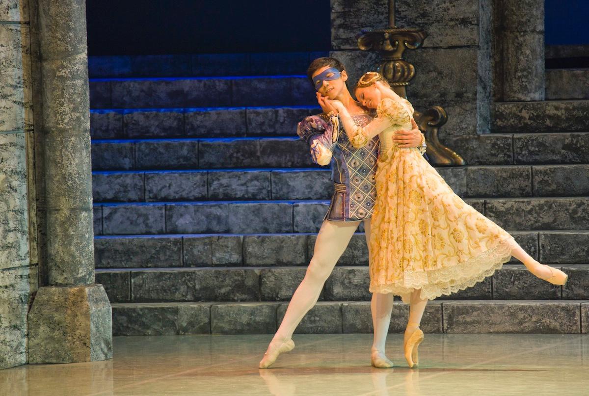 усовершенствованную формулу картинки балет ромео и джульетта данный момент